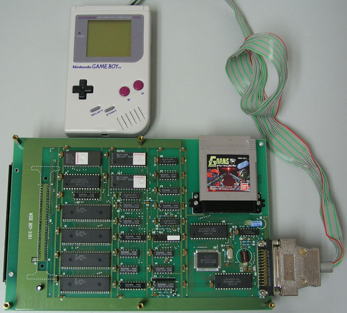 Nintendo Game Boy Wide-Boy (for FamiCom)